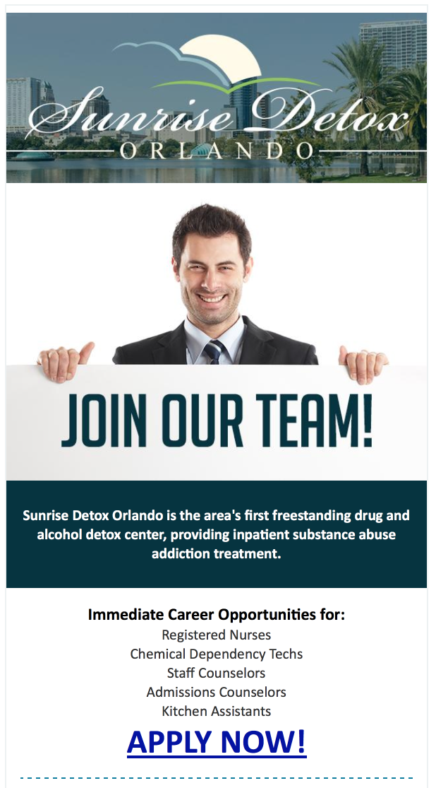 Now Hiring jobs available in Orlando, FL. See salaries, compare reviews, easily apply, and get hired. New Now Hiring careers in Orlando, FL are added daily on dexterminduwi.ga The low-stress way to find your next Now Hiring job opportunity is on Simply Hired. There are over Now Hiring careers in Orlando, FL waiting for you to apply!
